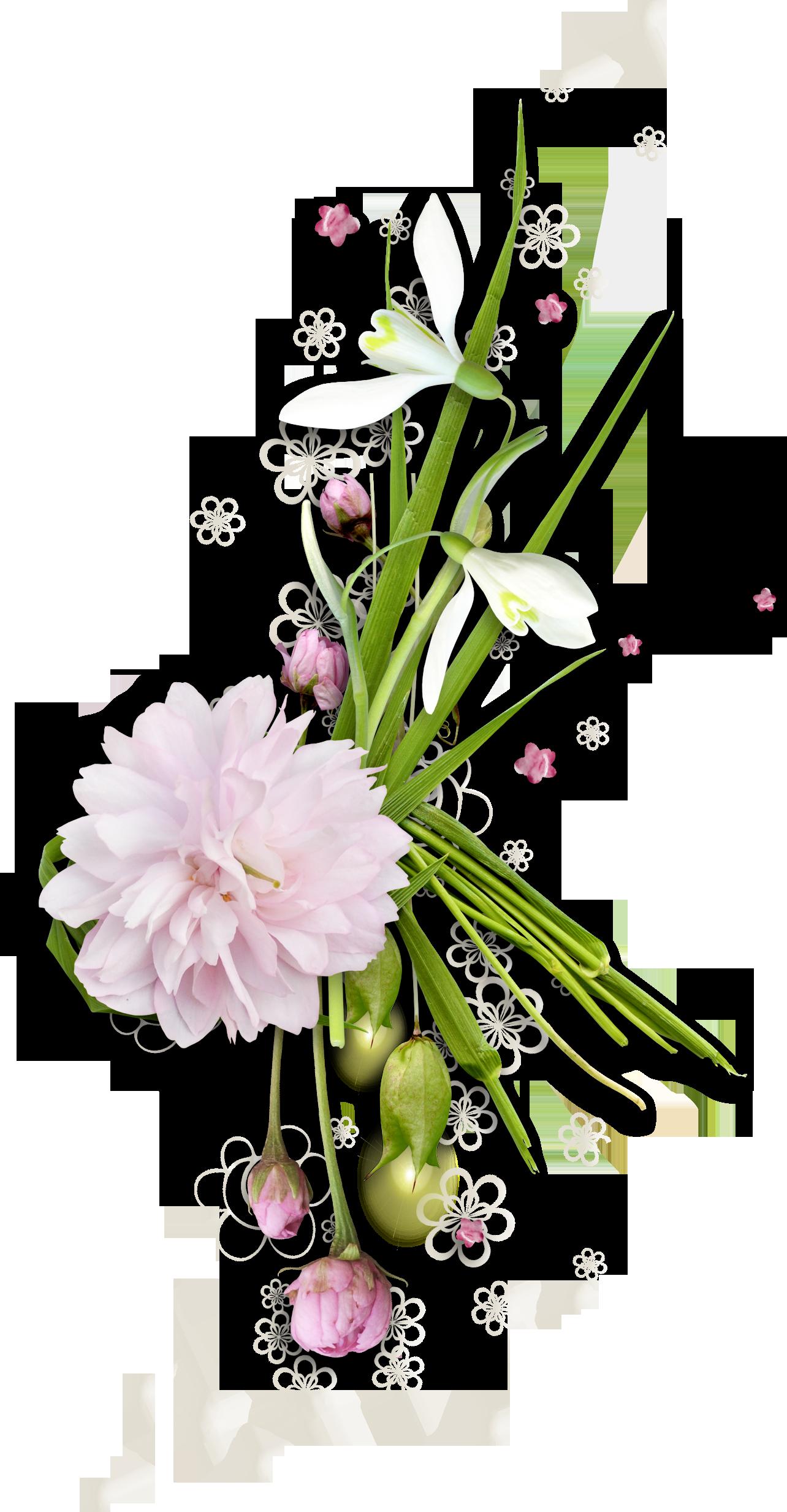 цветы из пряжи картинки