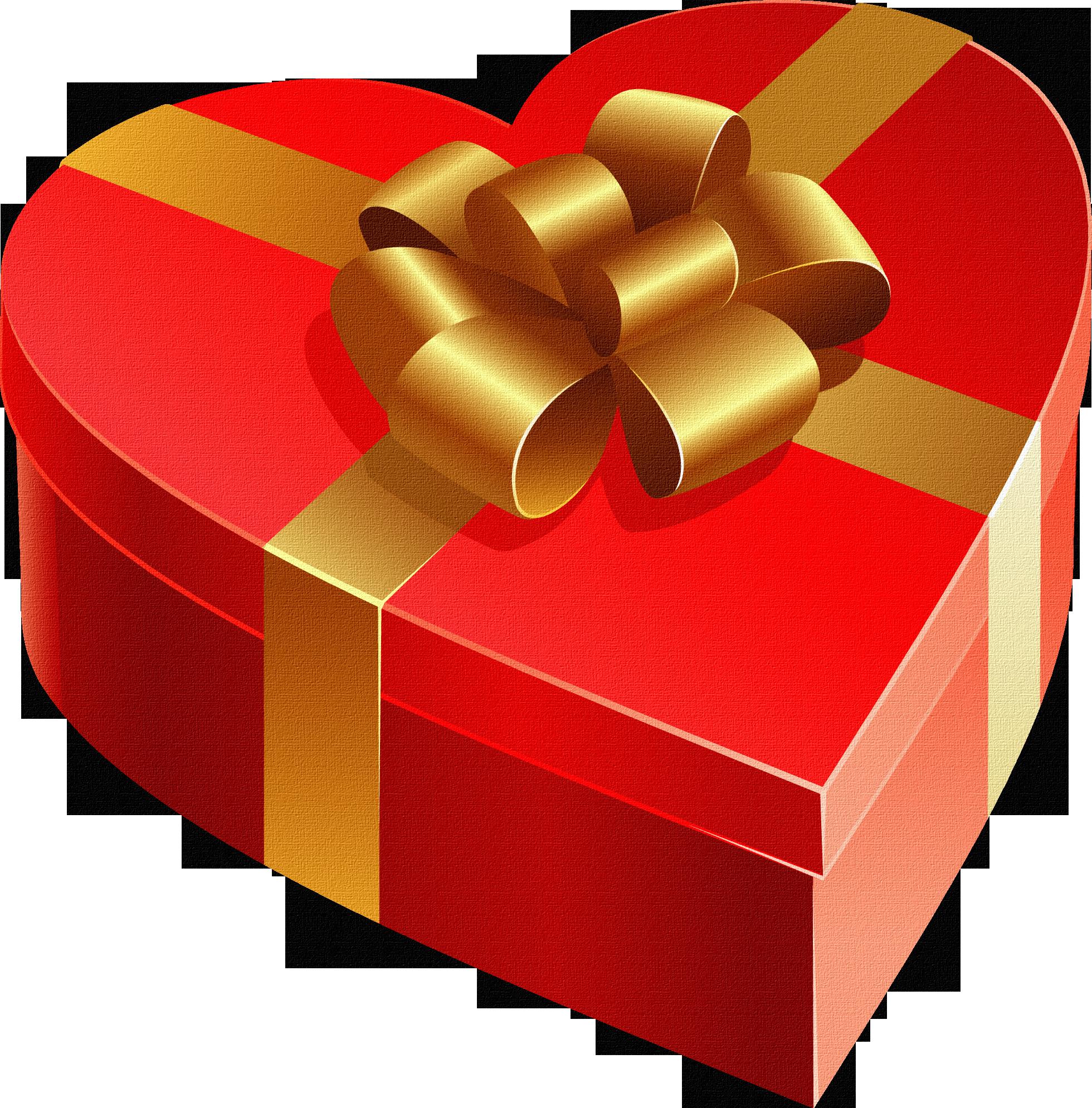 Фото коробок с подарками 87