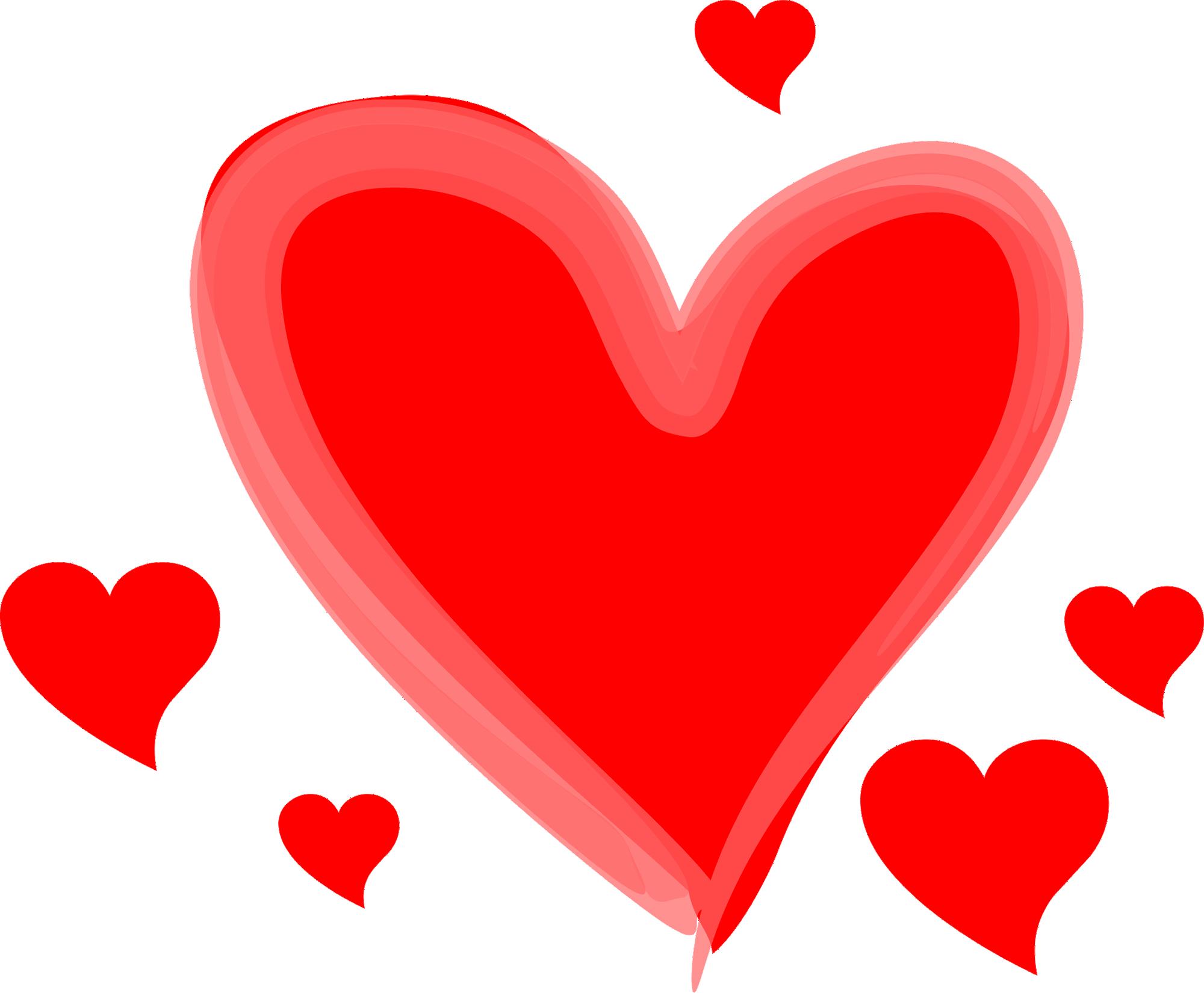 картинка на прозрачном фоне сердце