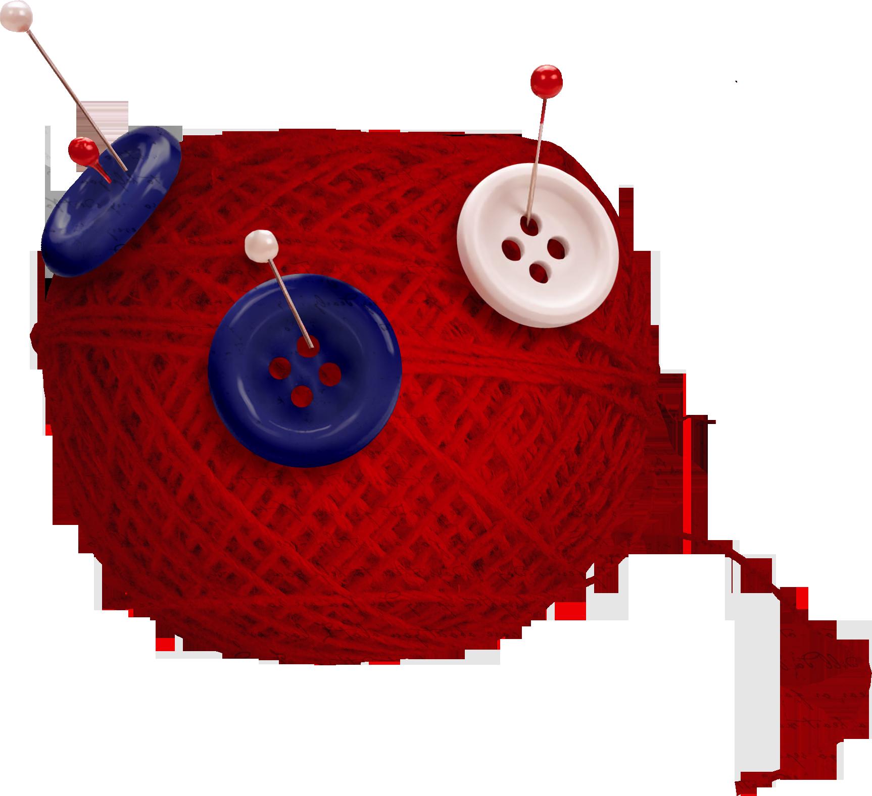 Катушка вязание