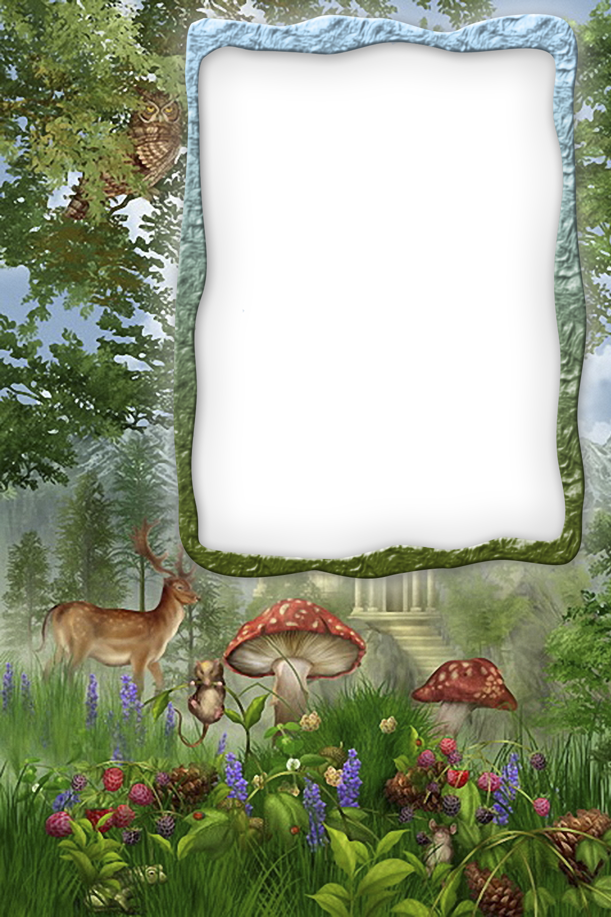 Free nature photo frames Andy Price - Comic Artist - The Most Popular Comic Art by Andy Price