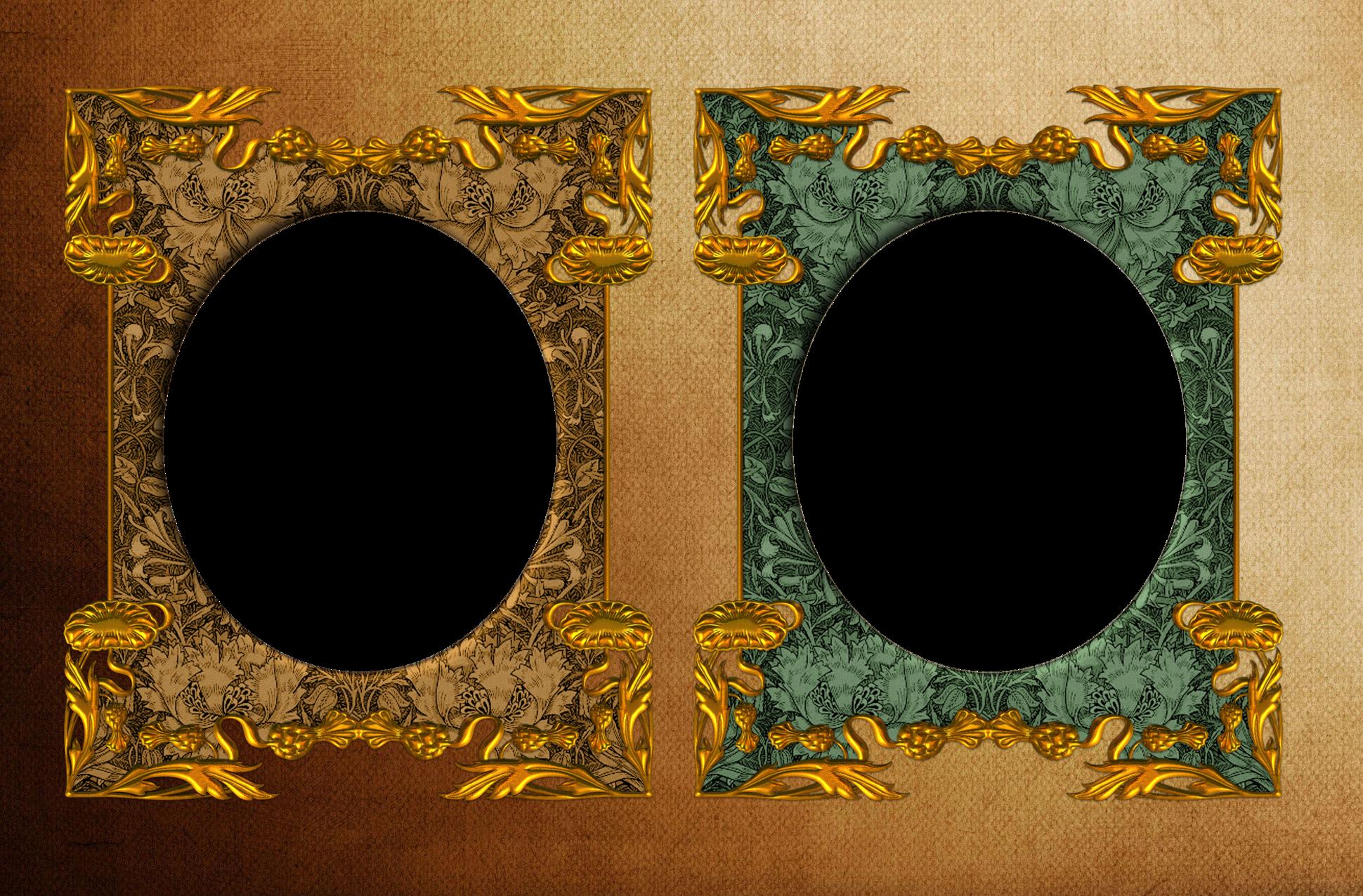 Фоторамка на прозрачном фоне с нотами картинки коробка