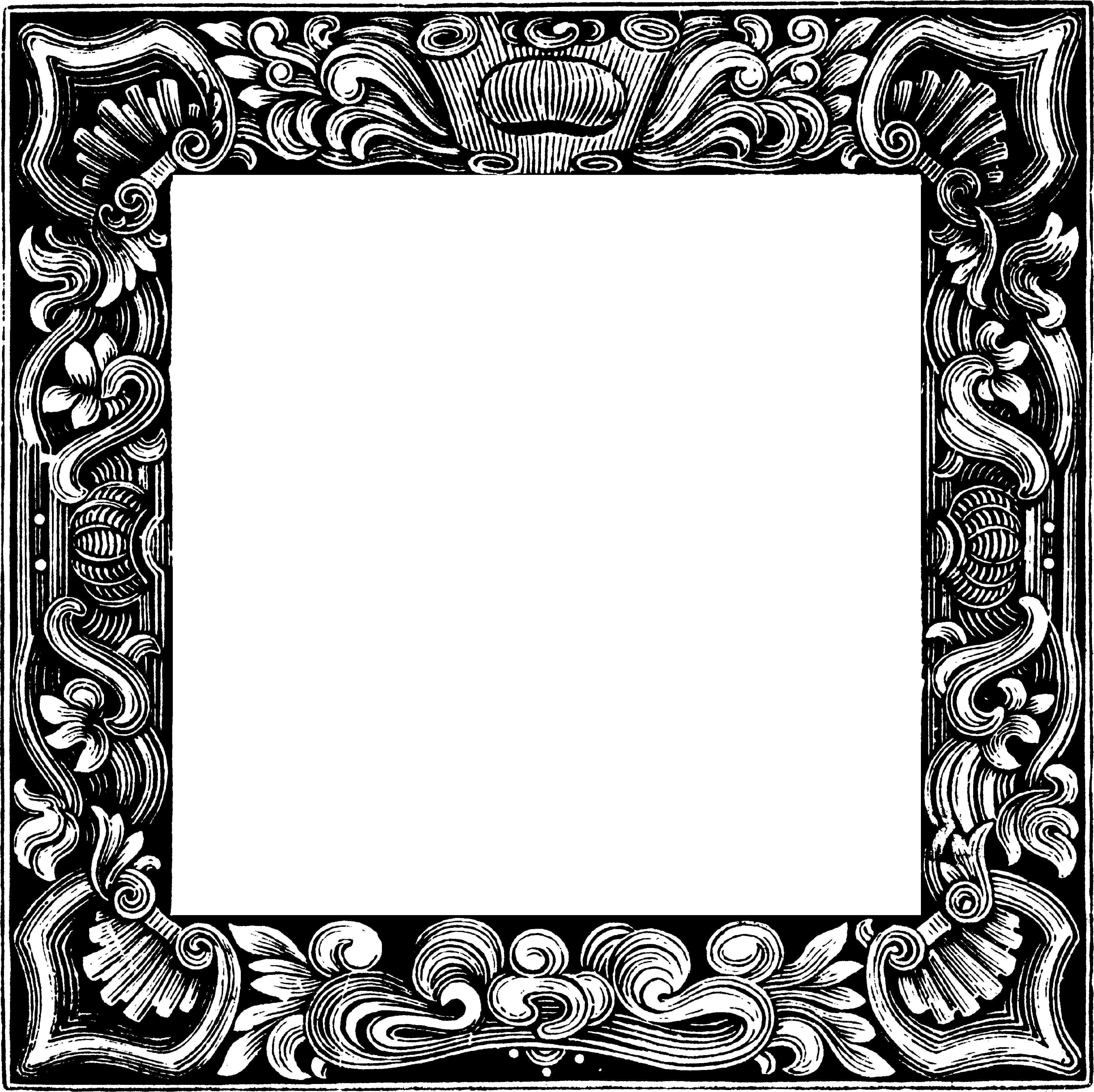 золото перец квадратные рамки для фотографий освещение