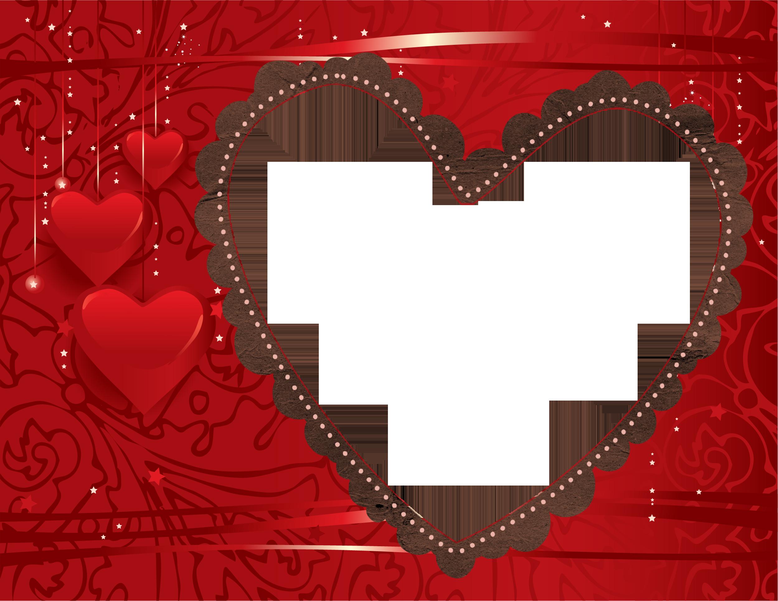 картинки сердце шаблон фото открытка это относится