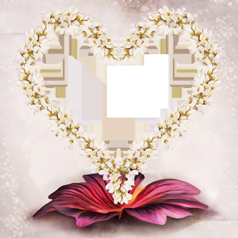 варианты фоторамки на свадьбу в виде сердца конечно