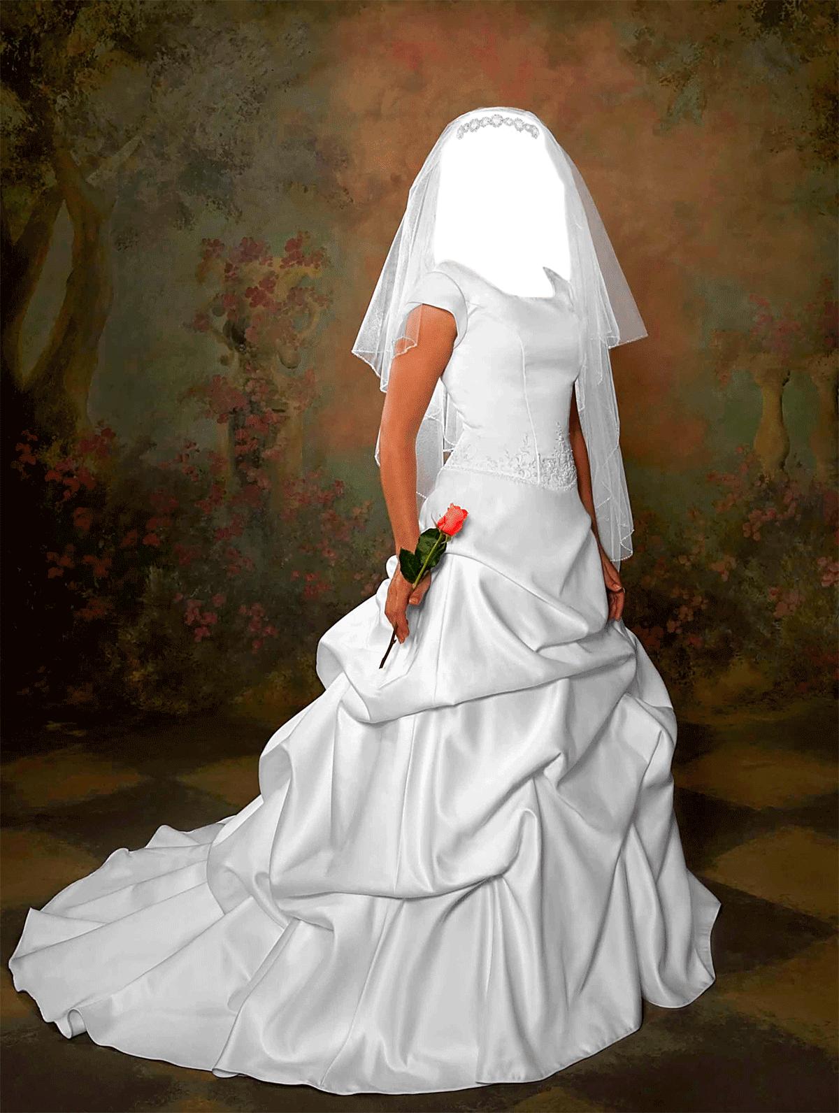 сразу фотомонтаж как соединить платье и голову очень
